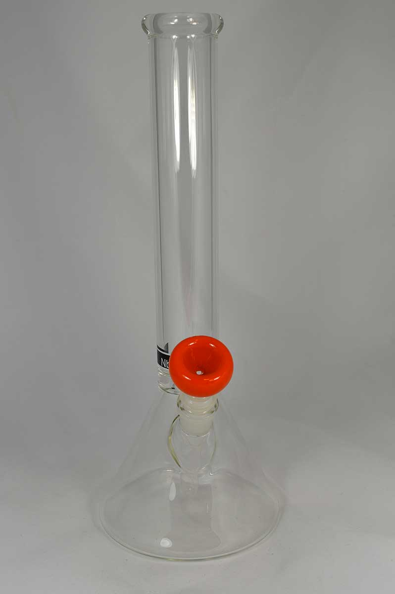 Name Brand Beaker (orange)